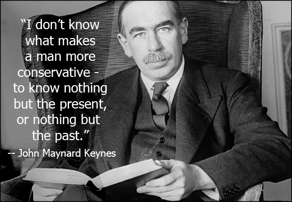 Conservatism: know nothing.