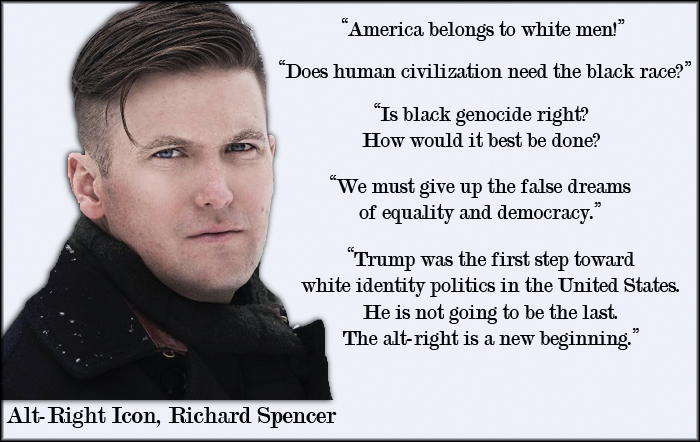 Richard Spencer, alt-right, alternative-right, quotes, quotations